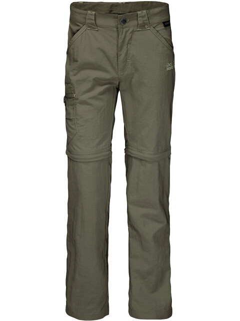 Jack Wolfskin Safari - Pantalon long Enfant - olive